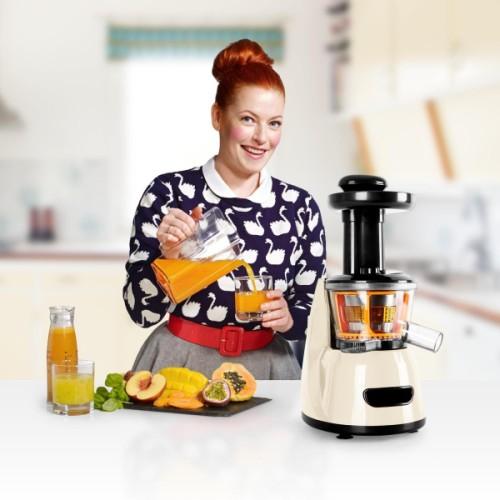 Klarstein Fruitpresso Slow Juicer test