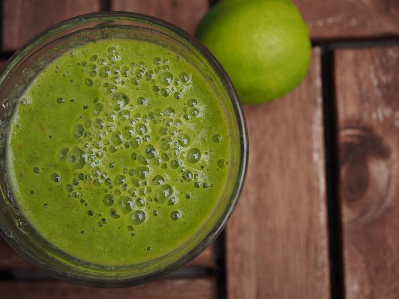 avocado chia samen smoothie