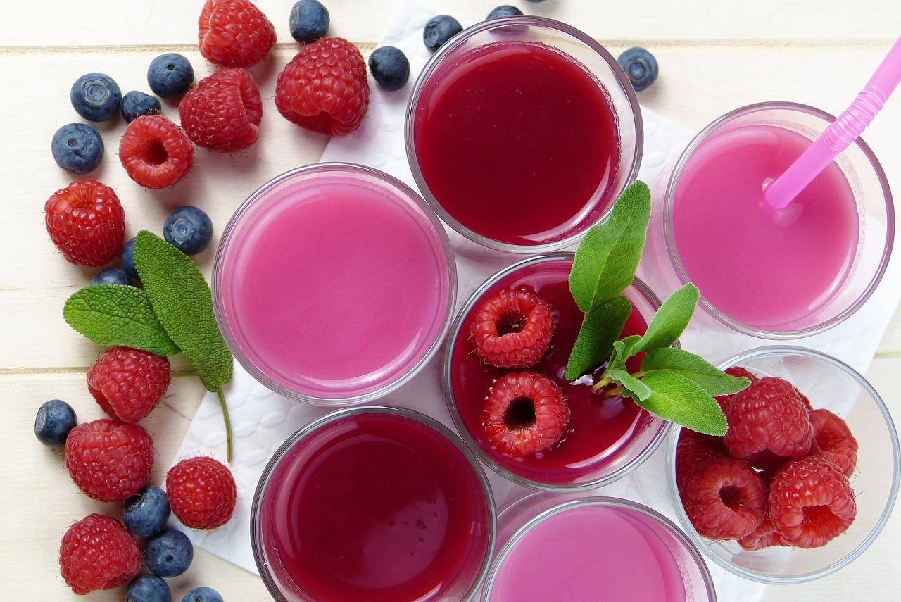 rezept smoothie waldfrüchte
