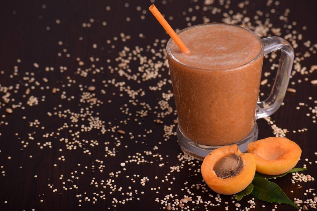 aprikosen smoothie rezept
