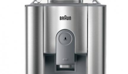 Braun J700 Multiquick 7: Der schnellste Entsafter, aber auch ein Riese
