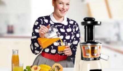 Klarstein Fruitpresso: Das kann Enie van de Meiklokjes' Liebling